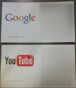 googleとyoutube