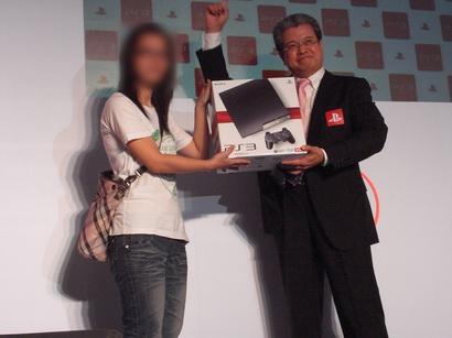 台湾の新型薄型PS3初売り、売れた!