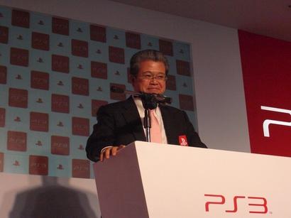 SCE Asia本部長安田哲彦氏によるスピーチ