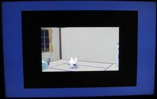 PSP外部出力の2xズームモード