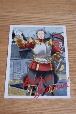 戦場のヴァルキュリア2のキャラクター:バルドレン総帥