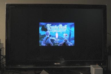 REGZAのZ9000のゲームダイレクトでショパン