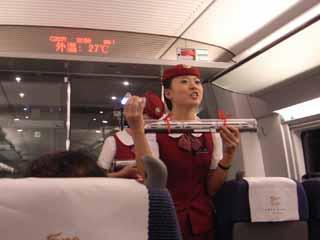 中国新幹線土産