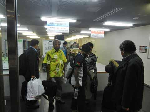 京都駅キャリーサービス2